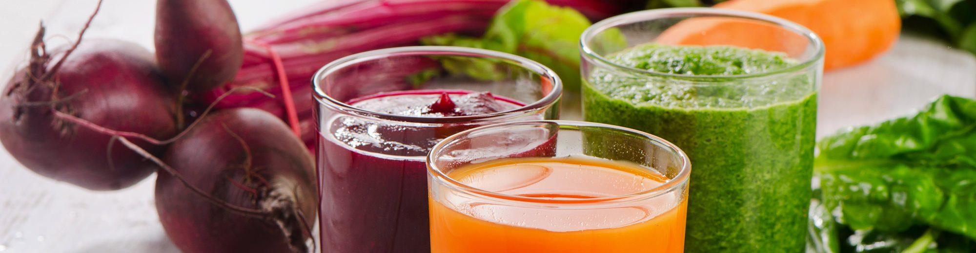Basische Ernährung mit Smoothies - Säure Basen Haushalt