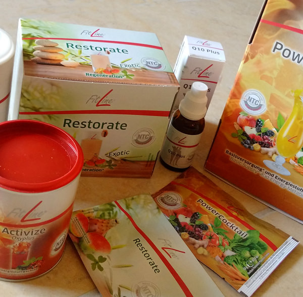 FitLine Produkte bestellen
